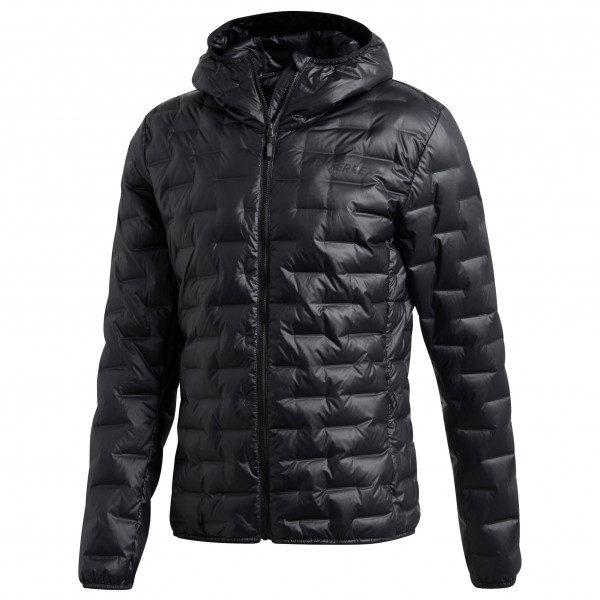 adidas - Light Down Hooded Jacket - Dunjakke