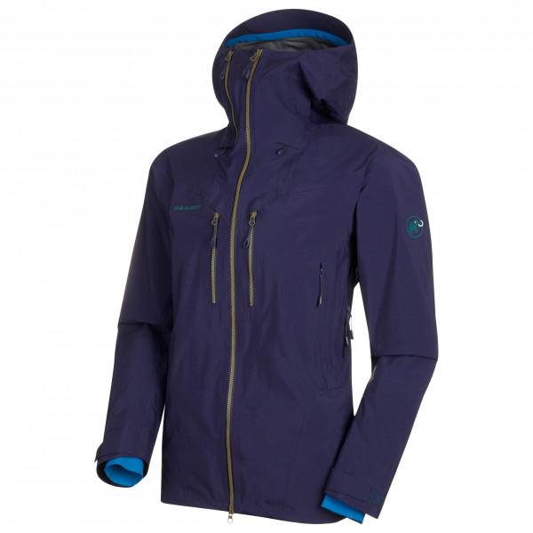 Mammut - Alvier HS Hooded Jacket - Ski jacket
