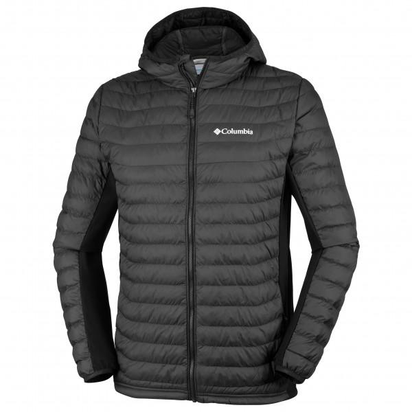 Columbia - Powder Pass Hooded Jacket - Kunstfaserjacke