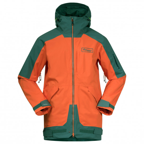 Bergans - Myrkdalen V2 Insulated Jacket - Laskettelutakki