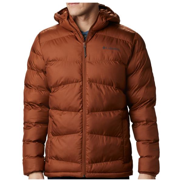 Columbia - Fivemile Butte Hooded Jacket - Tekokuitutakki