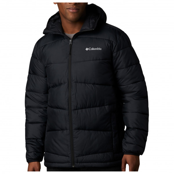 Columbia - Fivemile Butte Hooded Jacket - Synthetic jacket