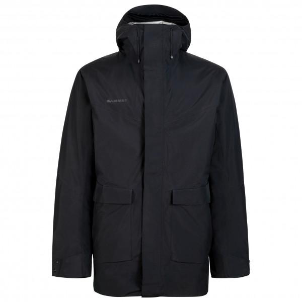 Roseg 3 in 1 Hardshell Hooded Parka - 3-in-1 jacket