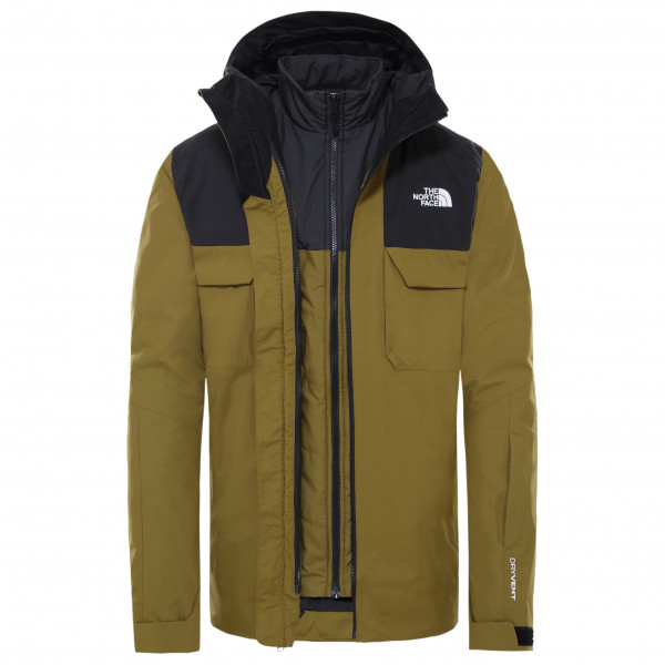The North Face - Fourbarrel Triclimate Jacket - 3-in-1 jacket