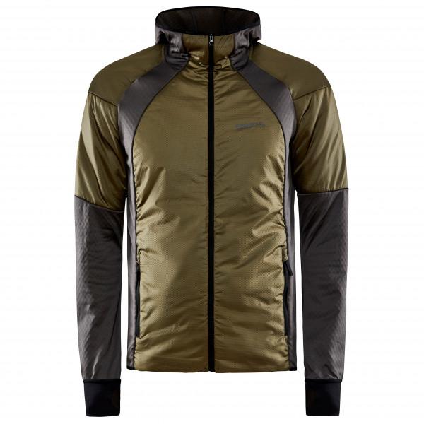 Advanced Hybrid Thermal Midlayer - Synthetic jacket