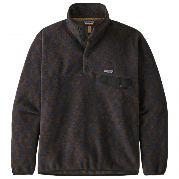Patagonia - Lightweight Synchilla Snap-T Pullover - Fleecetrui