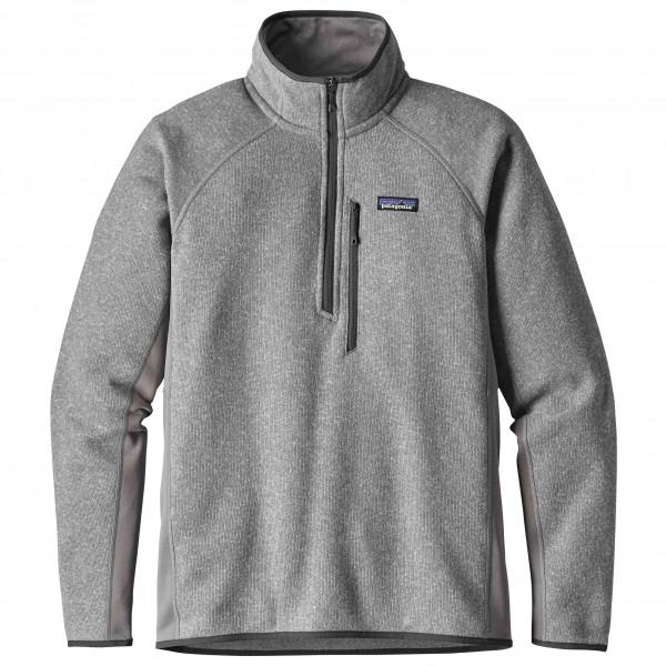 Patagonia - Performance Better Sweater 1/4 Zip - Fleecepulloverit