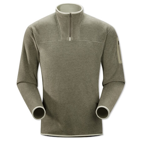 Arc'teryx - Covert Zip Neck