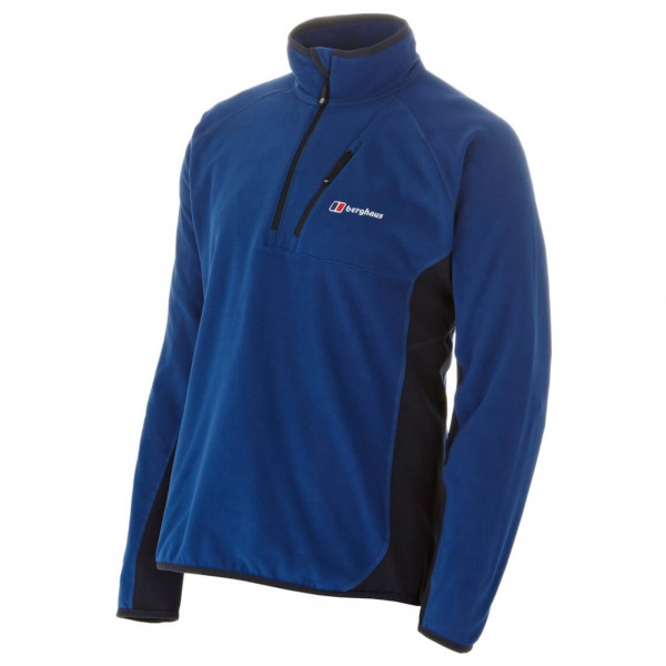 Berghaus - Micro Stretch Half Zip - Fleecejacke