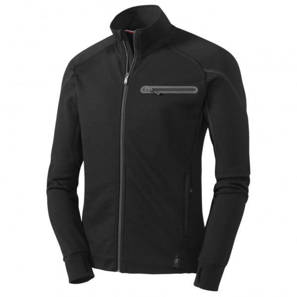 Smartwool - TML Heavy Ponte Full-Zip Jacket - Wolljacke