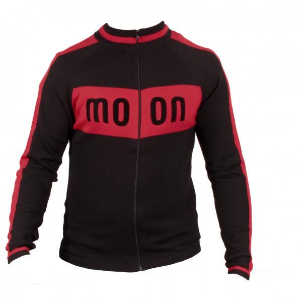 Moon Climbing - Merino Wool Cardigan - Wool jacket