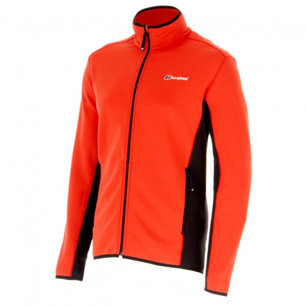 Berghaus - Powerstretch Full Zip Jacket - Fleece jacket
