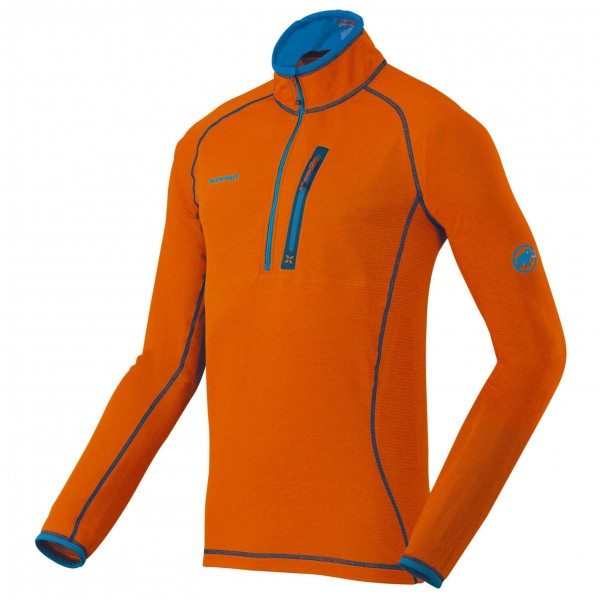 Mammut - Eiswand Zip Pull Light - Pull-over polaire