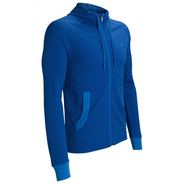 Icebreaker - Quattro Hood - Zip-hoodie