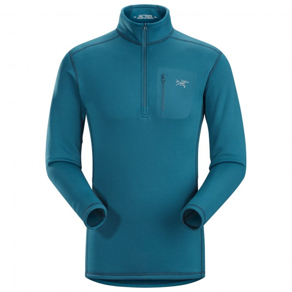 Arc'teryx - Rho AR Zip Neck - Fleecetrui