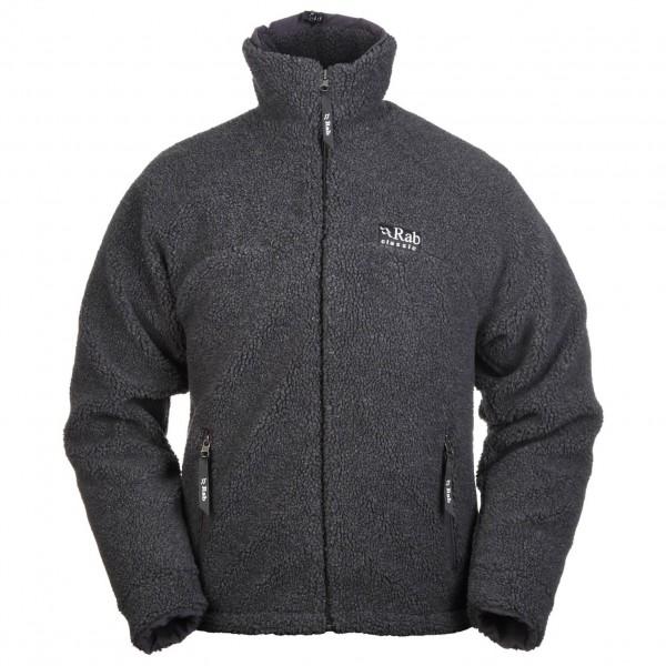 Rab - Double Pile Jacket - Fleecetakki