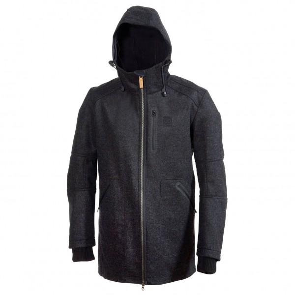 66 North - Rok Coat - Pitkä villatakki