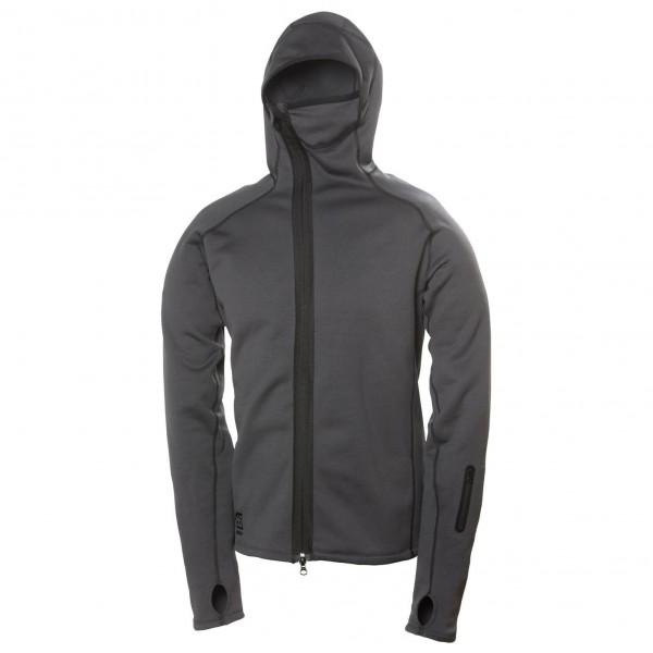 66 North - Vik Hooded Wind Pro Jacket - Fleece jacket