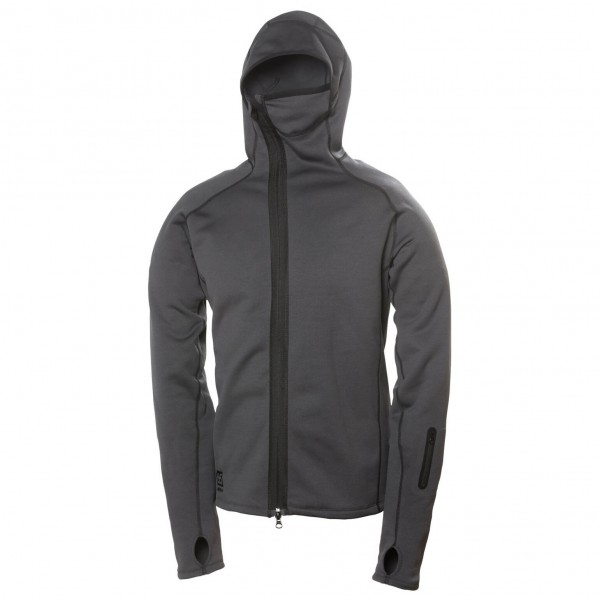 66 North - Vik Hooded Wind Pro Jacket - Fleecetakki