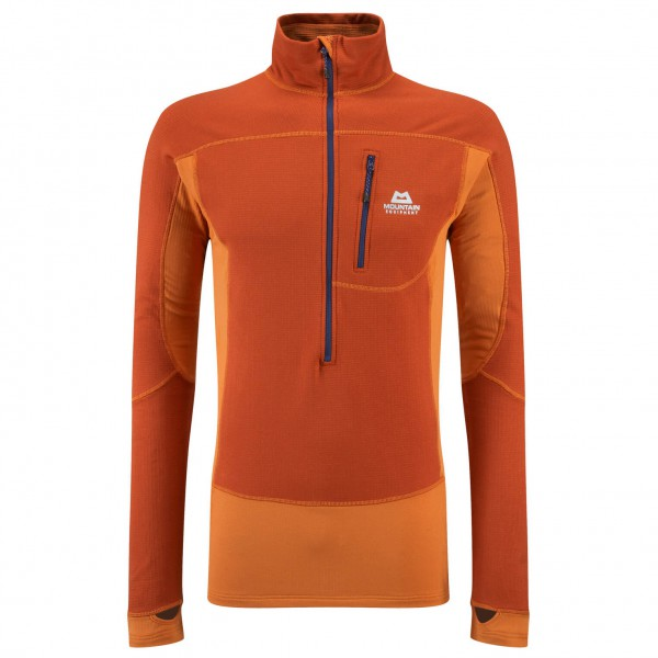 Mountain Equipment - Eclipse Zip Tee - Pull-overs polaire