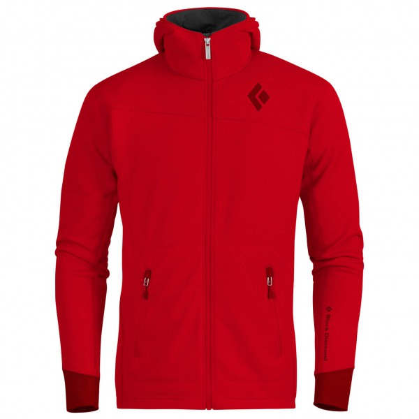 Black Diamond - Solution Hoody - Fleece jacket