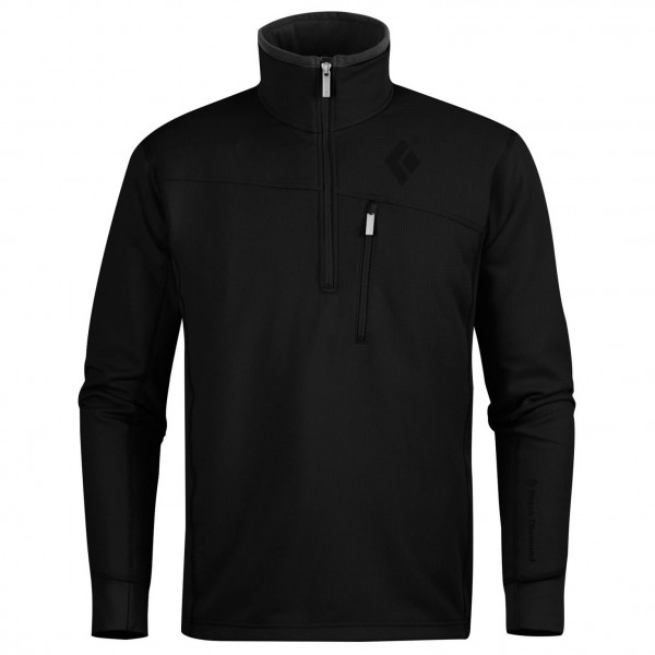 Black Diamond - Solution 1/4 Zip - Fleece pullover