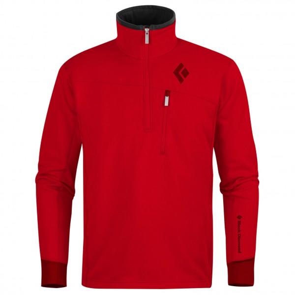 Black Diamond - Solution 1/4 Zip - Fleece jumpers
