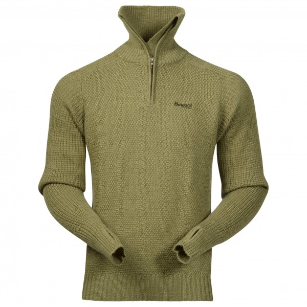 Bergans - Ulriken Jumper - Merino sweater