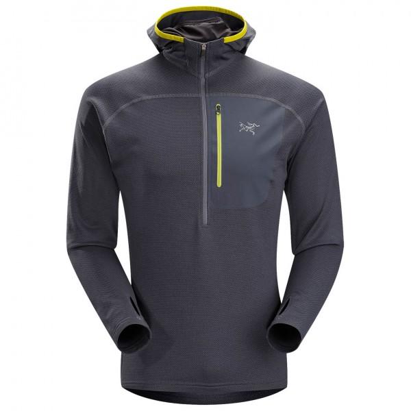 Arc'teryx - Konseal Hoody 3/4 Zip - Fleece jacket