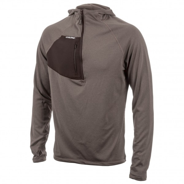NW Alpine - Black Spider Hoody - Fleecetrui