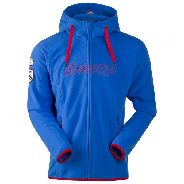 Bergans - Bryggen Jacket - Fleece jacket