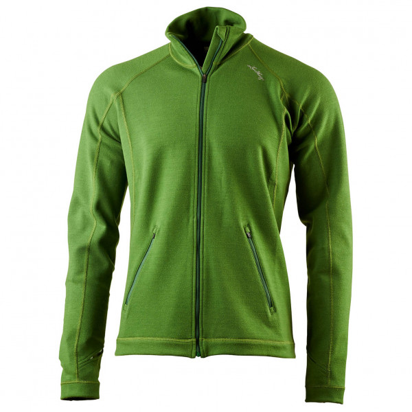 Lundhags - Merino Full Zip - Merino sweater