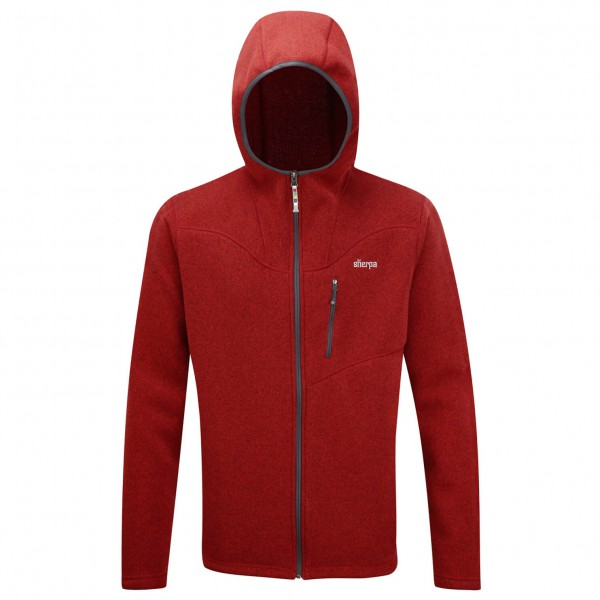 Sherpa - Amdo Tech Hooded - Fleecejack