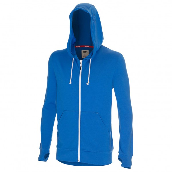 Mons Royale - Mid Hoody - Merino jacket