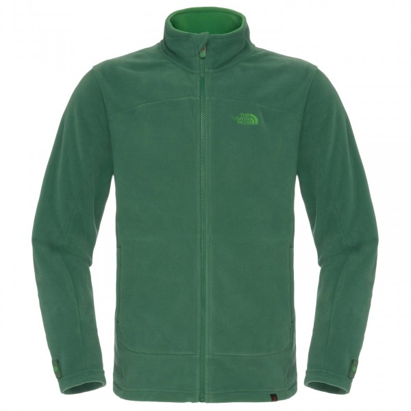 The North Face - 100 New Glacier Full Zip - Veste polaire
