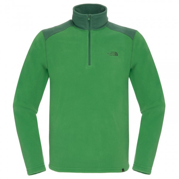 The North Face - 100 New Glacier 1/4 Zip - Fleecetrui