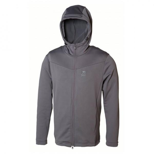 66 North - Hengill Hooded Jacket - Fleecetakki