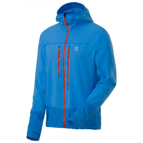 Haglöfs - Rando Stretch Hood - Fleece jacket