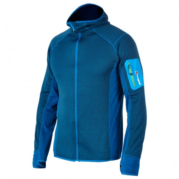 Berghaus - Smoulder III Hoody FL Jacket - Fleece jacket