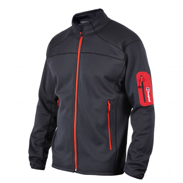 Berghaus - Pravitale Full Zip Jacket - Fleecejack