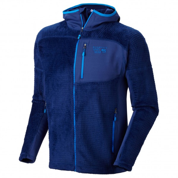 Mountain Hardwear - Monkey Man Grid Jacket - Fleece jacket