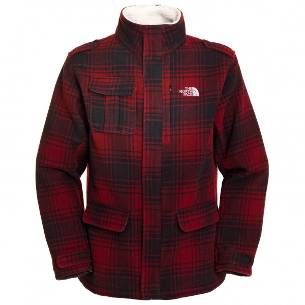 The North Face - Hassel Jacket - Veste en laine