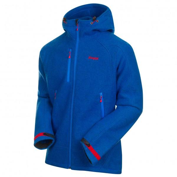 Bergans - Hitra Jacket - Wolljacke