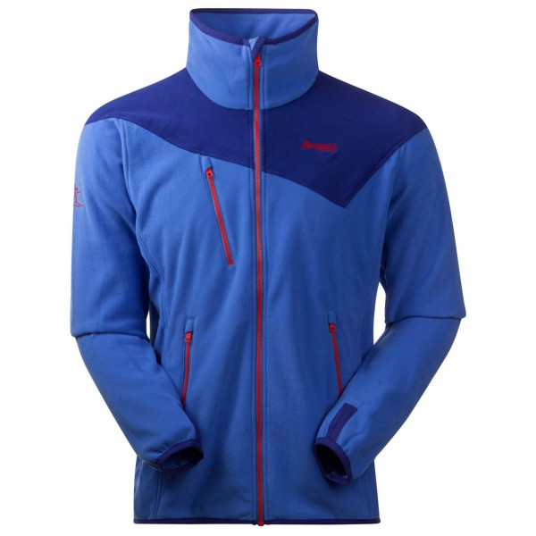 Bergans - Tysnes Jacket - Fleece jacket