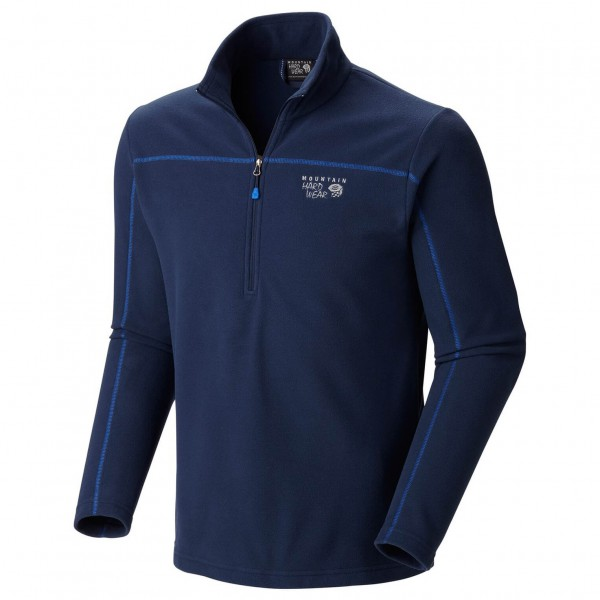 Mountain Hardwear - Microchill Zip T - Pull-overs polaire