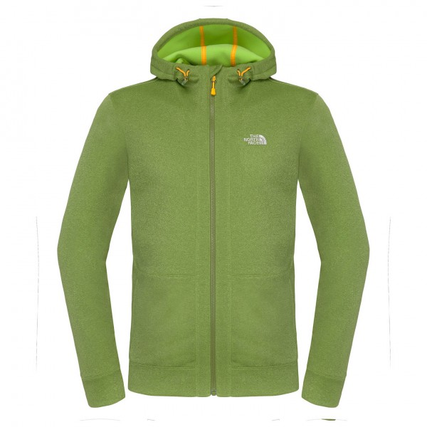 The North Face - Mittellegi Full Zip Hoodie - Fleecejack
