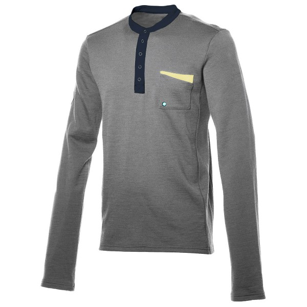 Triple2 - Maun Shirt - Merino trui