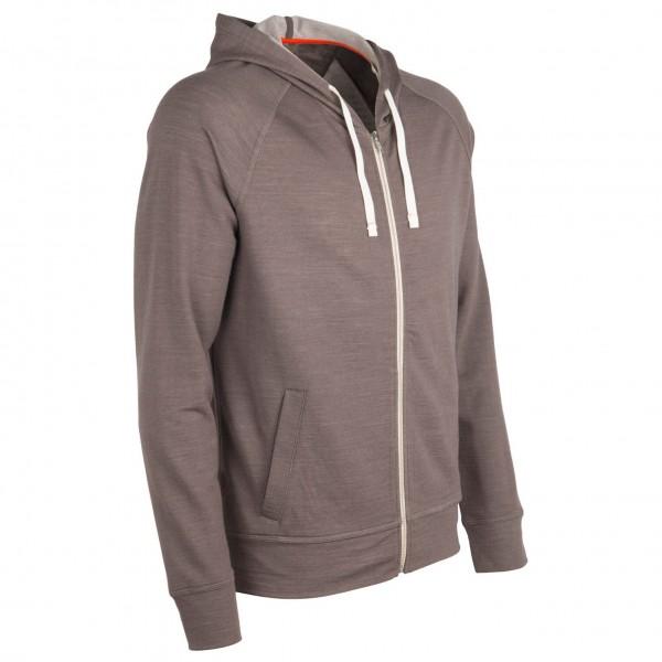 Icebreaker - Rover LS Hoody - Wool jacket