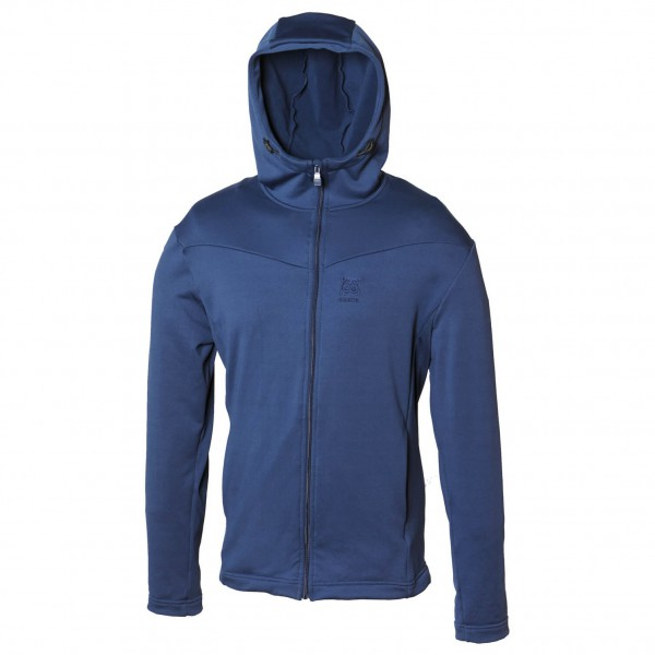 66 North - Hengill Hooded Jacket - Fleecejack