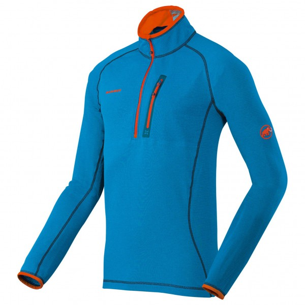 Mammut - Eiswand Zip Pull Light - Fleecepullover